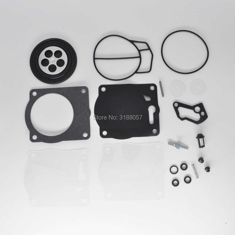 Carburetor Carb Rebuild Kit for Mikuni Yamaha Super Jet SJ