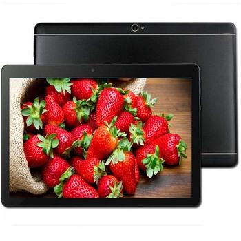 Android 4 4 Tablet 10 cali 3G WCDMA czterordzeniowy 1GB RA16GB ROM 1280X800 WiFi IPS telefon z GPS tablety dla dzieci pad + karta TF 64GB tanie i dobre opinie RUNNINGLION Aparaty podwójna Nowy Dc jack 3g zewnętrzny 16 gb Innych Angielski Hebrajski Grecki Turecki Niemiecki Portugalski