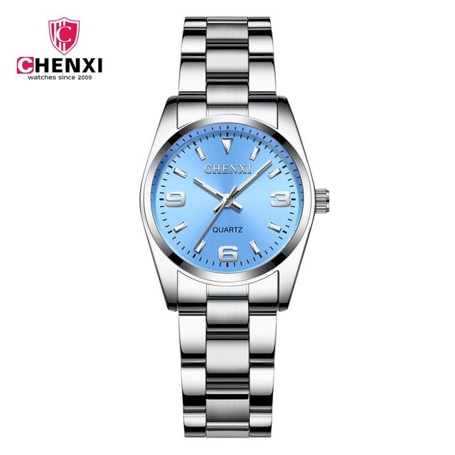 Women Watches Bracelet Watch Ladies CHENXI Quartz Watch relogio feminino Digital