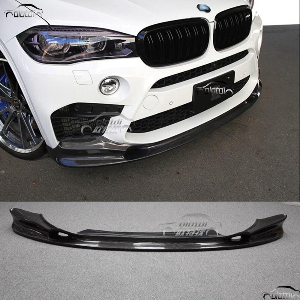 font b Automobiles b font F85 X5M F86 X6M Carbon Fiber Package Kit 3D Style