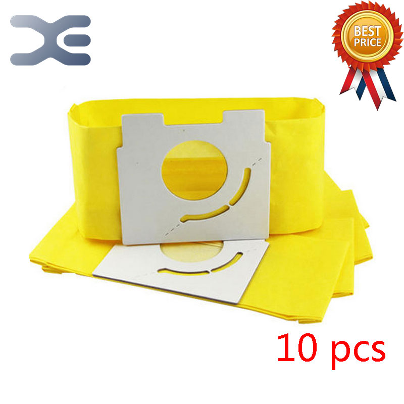 10Pcs High Quality Compatible with Panasonic Vacuum Cleaner Accessories Dust Bag Garbage Paper Bag C-13 / MC-CA29 / CA391