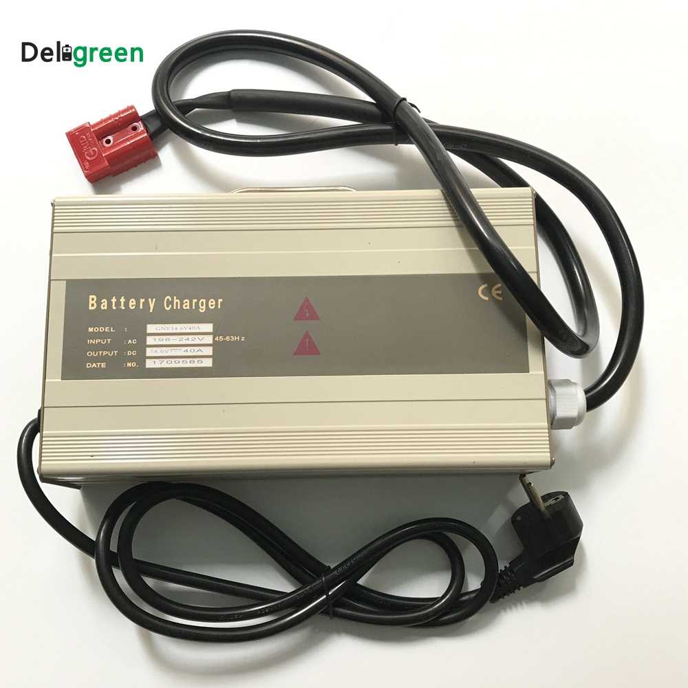 48 v 10A 15A Smart Draagbare Oplader voor Elektrische heftruck, scooter voor 16 s 58.4 v Lifepo4 15 s 63 v LiNCM loodaccu