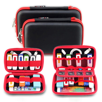 Travel Electronic Gadget Bag Portable digital cable bags Electronics Accessories Organizer Carry Case Pouch for USB Mobile 237 gadget