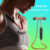 Portable Sports Buletooth Wireless Ear Hook Earphone Hifi Headphone Sweatproof Wireless Earphone for Ios Android Phone Headsets