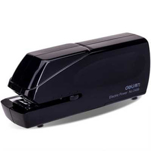 deli0489 new Dual power supply automatic electric stapler binding machine office or school stationary Office Binding Supplies