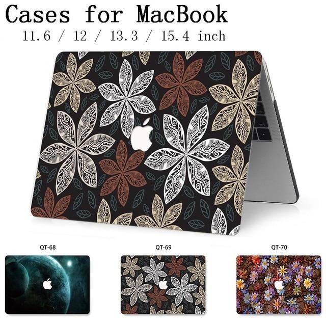 Nouveau chaud pour ordinateur portable MacBook Case housse housse tablette sacs pour MacBook Air Pro Retina 11 12 13 15 13.3 15.4 pouces Torba