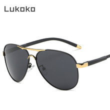 92b26f112f0 UV400 Mens Sun Glasses For Men Male Gozluk Erkek Man Luxury Brand Men  Polarized Sunglasses 2017 Retro Designer Sunglass Oculos