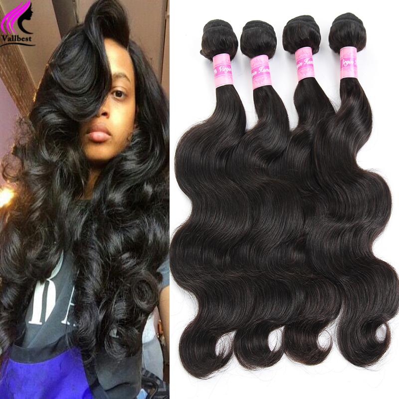 Brazilian Hair Weave Bundles Vallbest Hair Brazilian Virgin Hair Body Wave 5 Bundles Of Virgin Brazilian Body Wave Human Hair