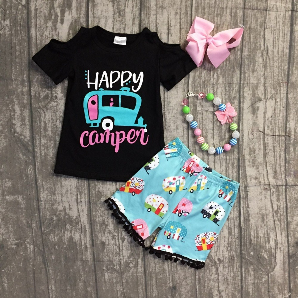 2018 back to school short set