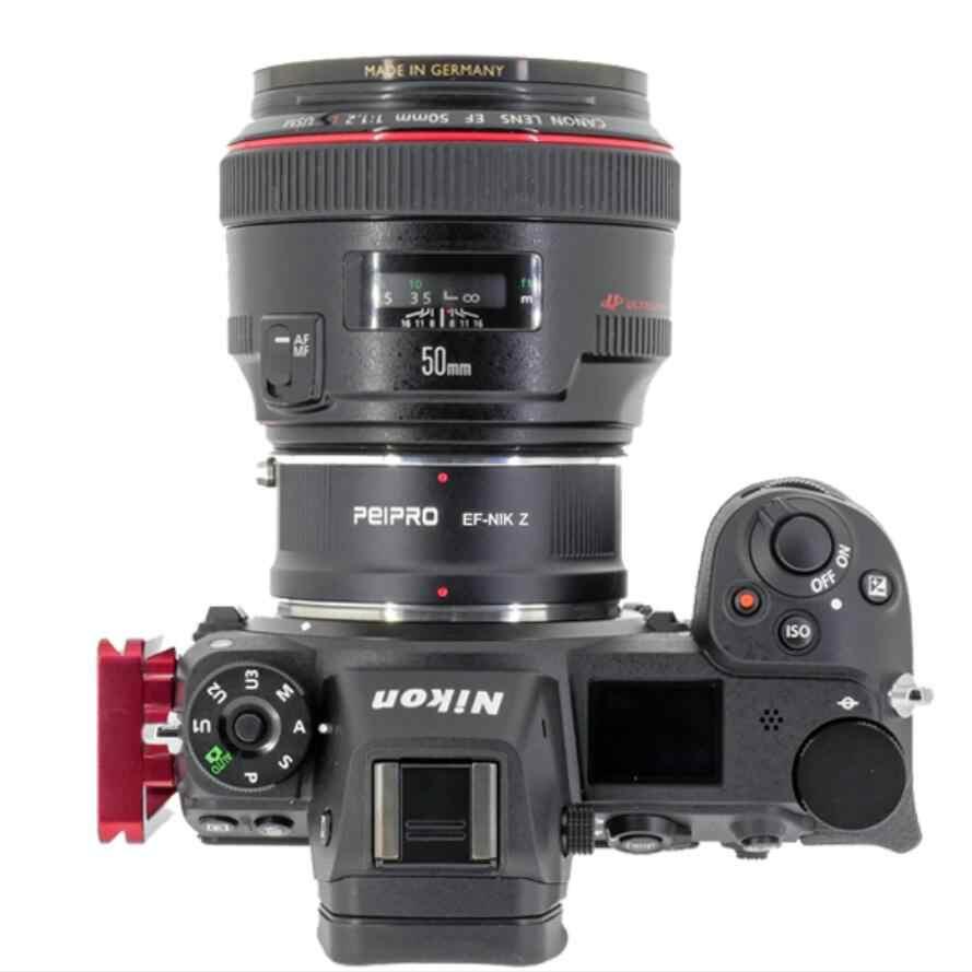 PEIPRO for EF NIKON Z6 Lens Adapter Converter for canon eos