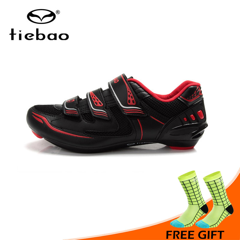 Tiebao New Men Self-Lock Cycling Shoes Professional Road Bicycle Bike Shoes Outdoor Skidproof Bike Shoes zapatillas ciclismoTiebao New Men Self-Lock Cycling Shoes Professional Road Bicycle Bike Shoes Outdoor Skidproof Bike Shoes zapatillas ciclismo