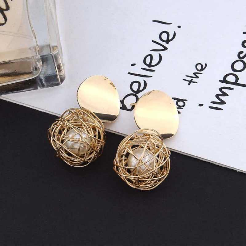 ZHENXIN   Unique  Chic  Hand carved women fashion   Hollow out  Bangladeshi earring  BOHO  Vintage  Gypsy  Indian jewelry
