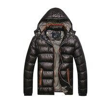 Male Clothes Winter Coat Men Parkas Casual Slim Coats & Jackets Parka Hooded North Facce jacket Hombre Overcoats