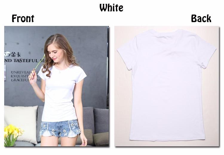HTB1MTwLKXXXXXX6XpXXq6xXFXXXD - High Quality Plain T Shirt Women Cotton Elastic Basic T-shirts
