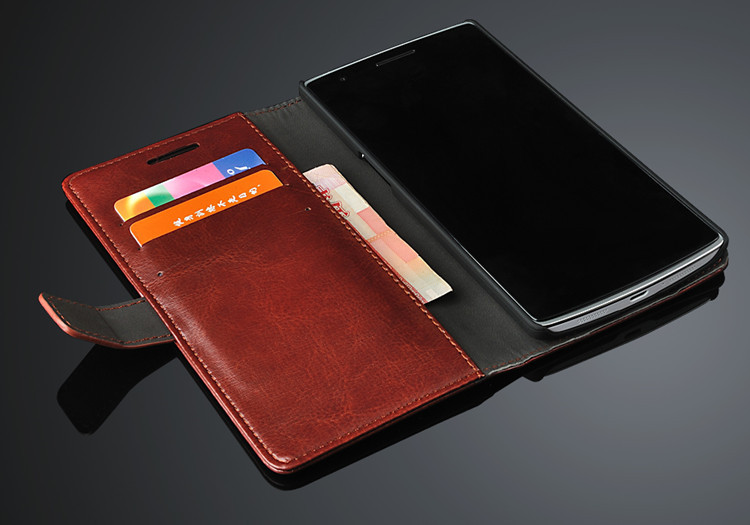 100% authentic 625ba 01d78 US $7.99 |Oneplus case 1+ Original Flip Wallet Leather Cover Case For One  Plus One 1 A0001 Mobile Phone Bag Cases Shell Coque Capa-in Wallet Cases ...