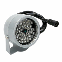 Night Vision Infrared Bulb For IP CCTV CCD Camera IR Light Universal 20M Illuminator Lamp High