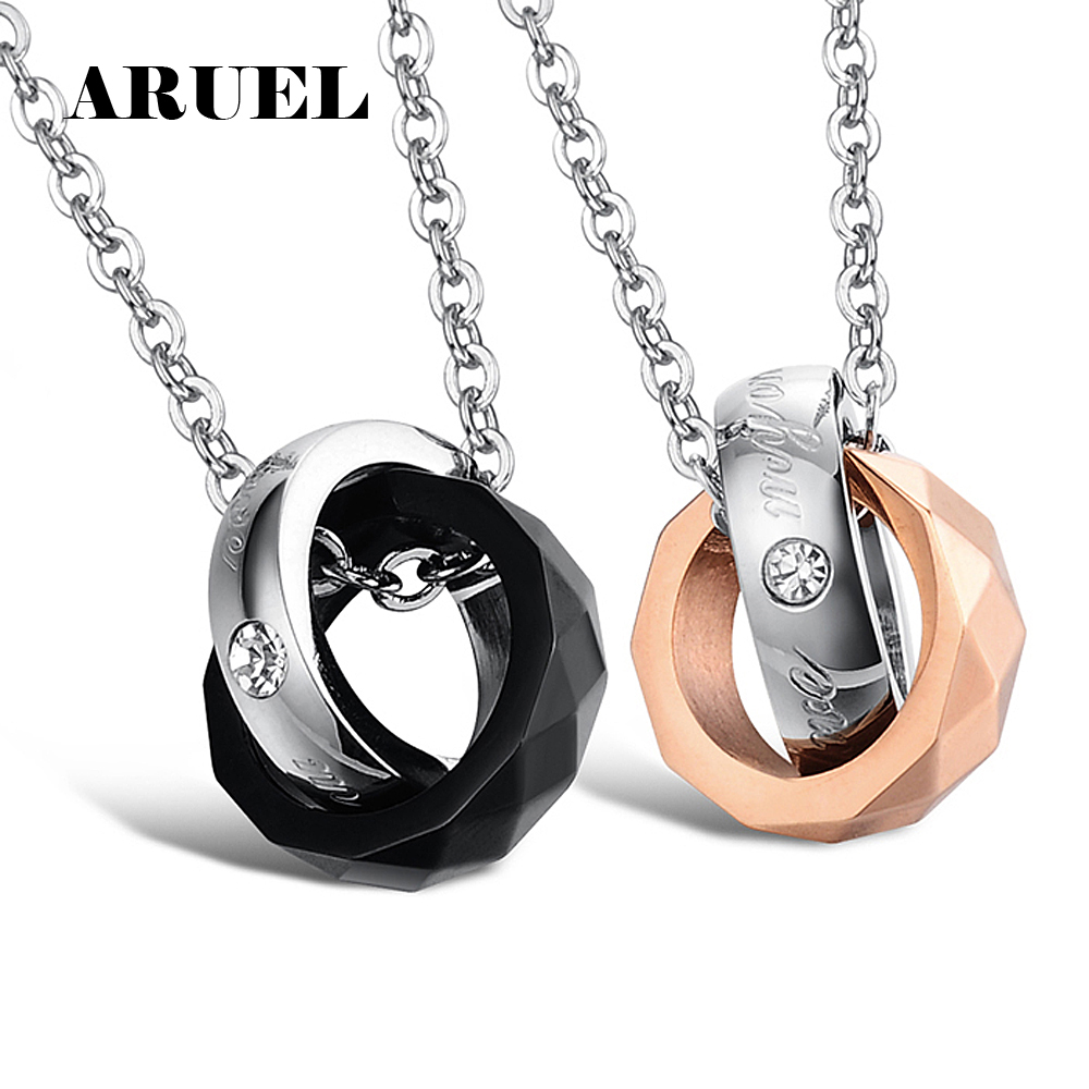 Couples Jewelry Necklaces Promotion-Shop for Promotional Couples ...