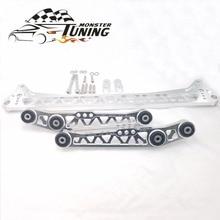 Тюнинг Монстр F7 заготовки ниже Управление Arm LCA+ Подрамник бандаж для Honda Civic 92-95 EG