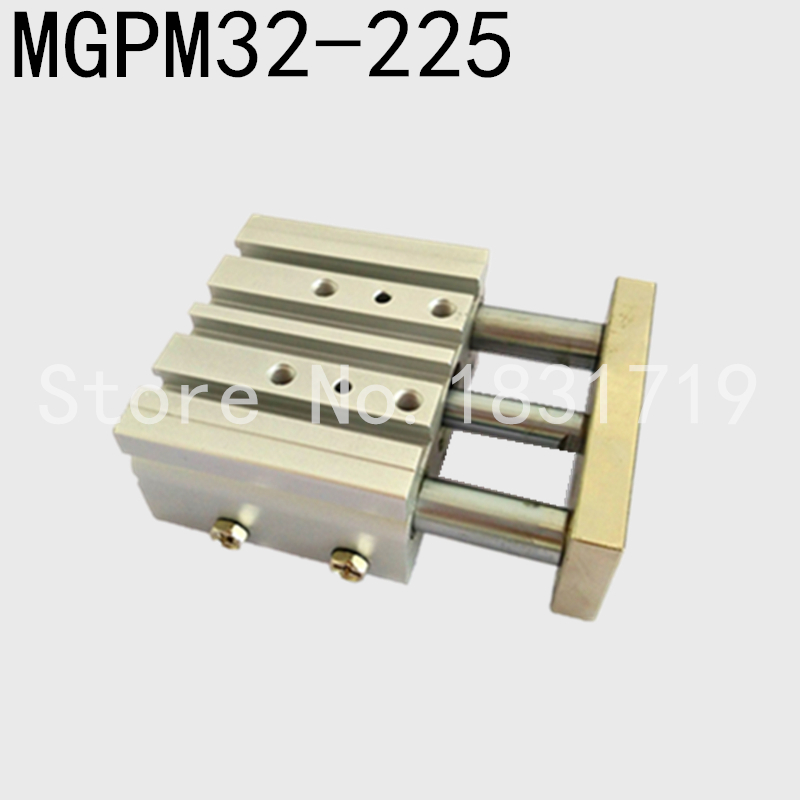 SMC Type MGPM32-225 Thin cylinder with rod MGPM 32-225 Three axis three bar MGPM32*225 Pneumatic components MGPM32X225 nexen npriz rh7 225 70r16 103s