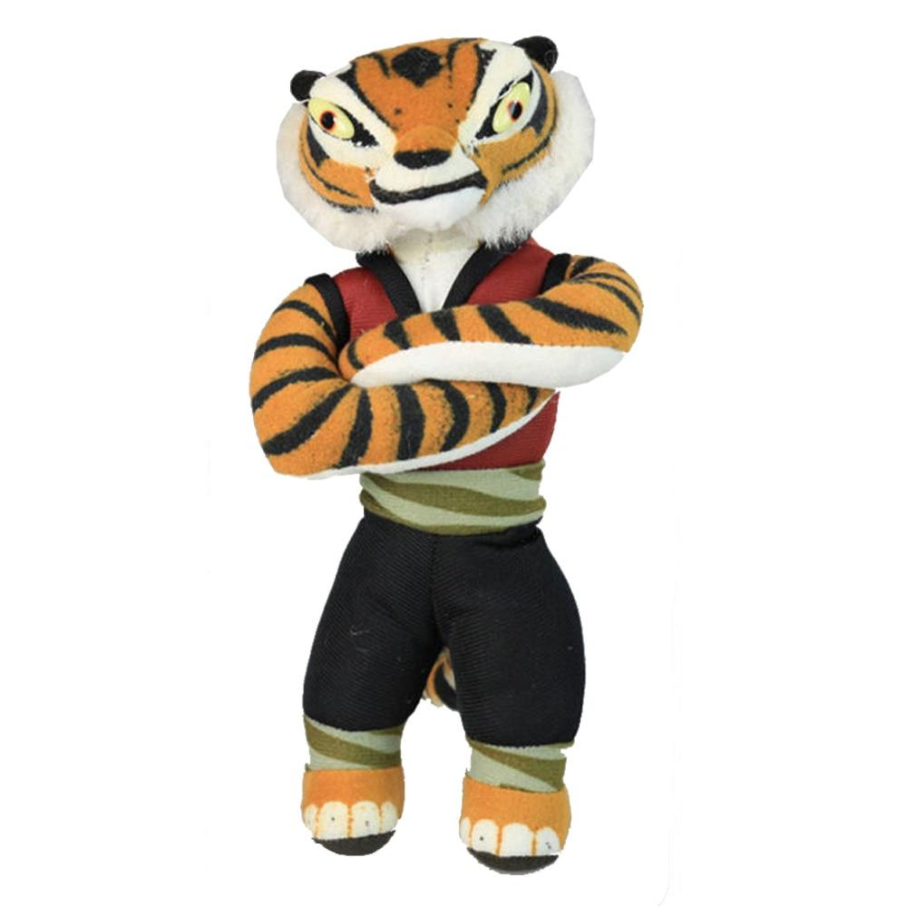 Hot Sale New Original Kung Fu Panda Tigress Tiger Anime Animal Cute