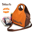 Thermal bag thickening waterproof  canvas  picnic  cooler bag Large size Car lunch bag