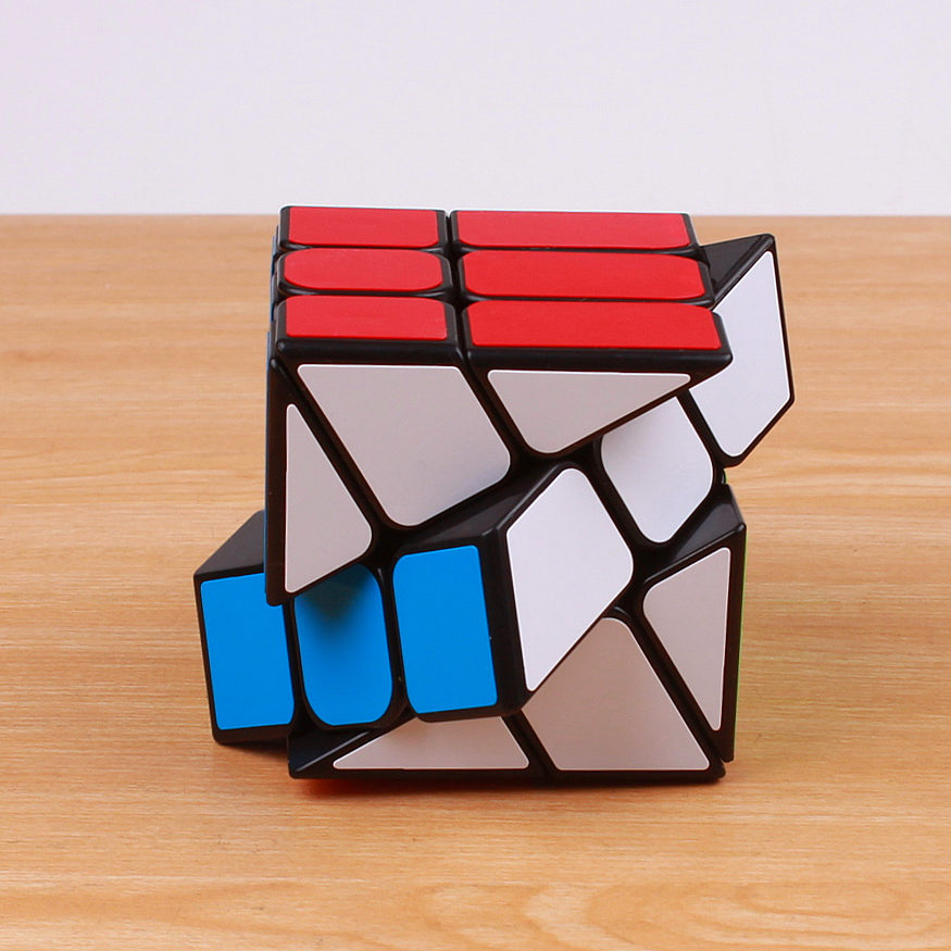 Izvorni YJ vjetar kotača kocka magija brzina puzzle kocka ABS - Igre i zagonetke - Foto 4