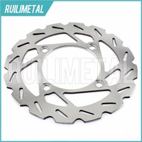 Front Brake Disc Rotor For YAMAHA 550 700 Grizzly Auto FI EPS 4WD 4x4 Power Steering