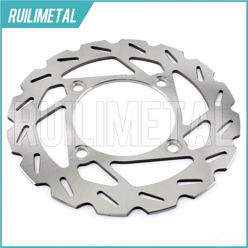 Front Brake Disc Rotor for YAMAHA 550 700 Grizzly Auto FI EPS 4WD 4x4 Power steering Ducks Unlimited Special Edition ATV QUAD
