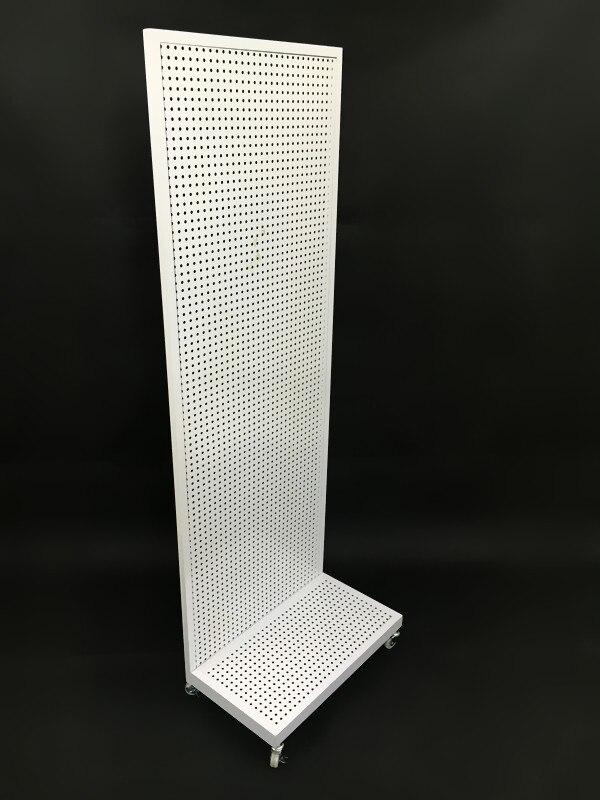 Купить с кэшбэком Hole hole plate shelves. Porous plate rack. Universal orifice plate rack. The rack accessories display mobile phone accessories.