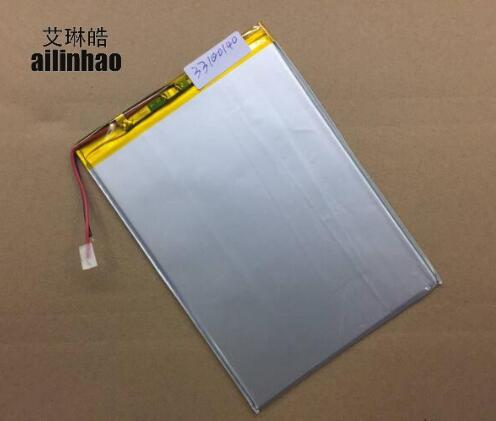 new Universal Battery For  irbis tz172  Tablet PC 3.7V Polymer li-ion+Tracking