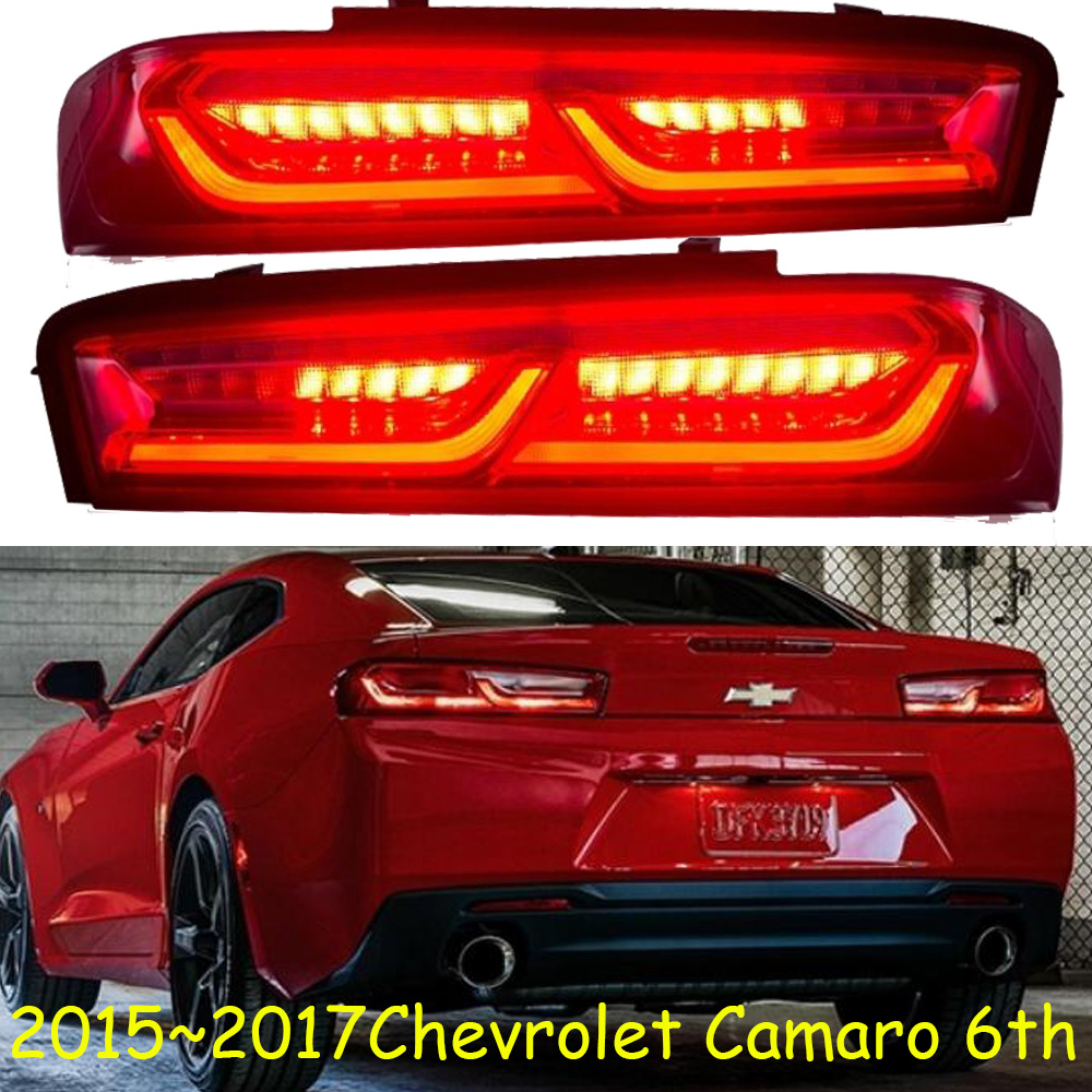 Bumper tail light for Camaro taillight pls write car with reversing light or not in your