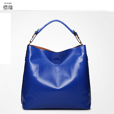 women Real Patent leather handbags girl Fashion design shopper tote bag Female luxurious shoulder bags pink/brown/black/red/blue