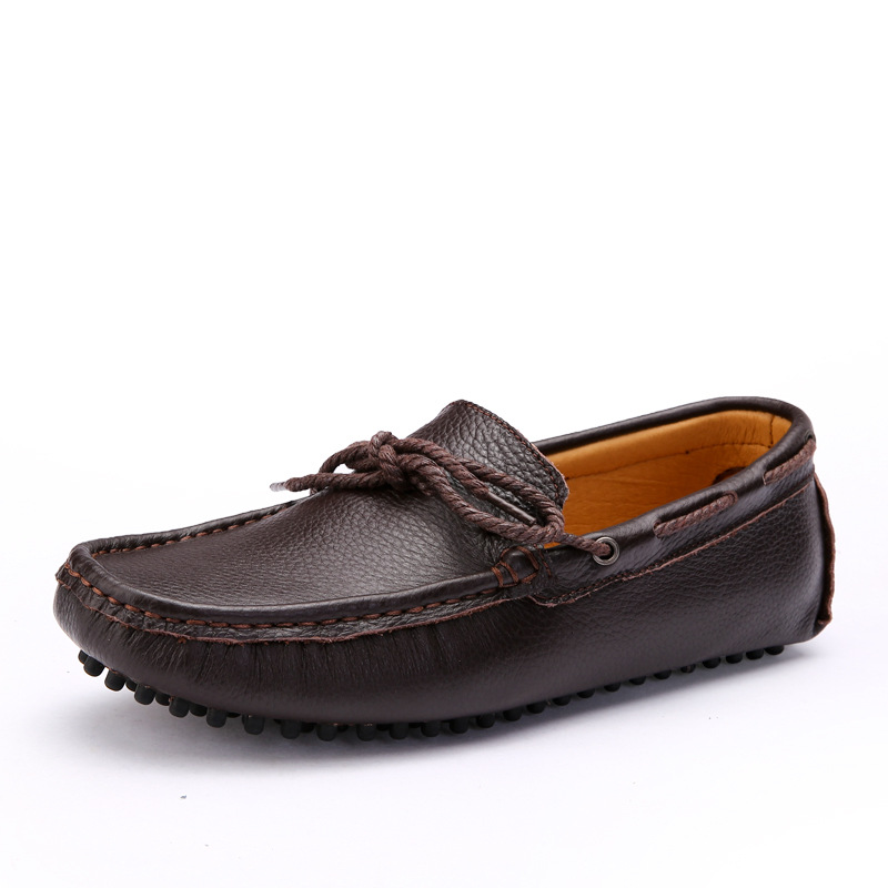 Fashion Men Loafers Genuine Leather Casual Shoes Male Boat Shoes Summer Breathable Driving Shoes Mens Flats Moccasines XK040711 big size 39 48 men flats summer genuine leather loafers breathable driving shoes moccasines slip on male casual shoes xk032808