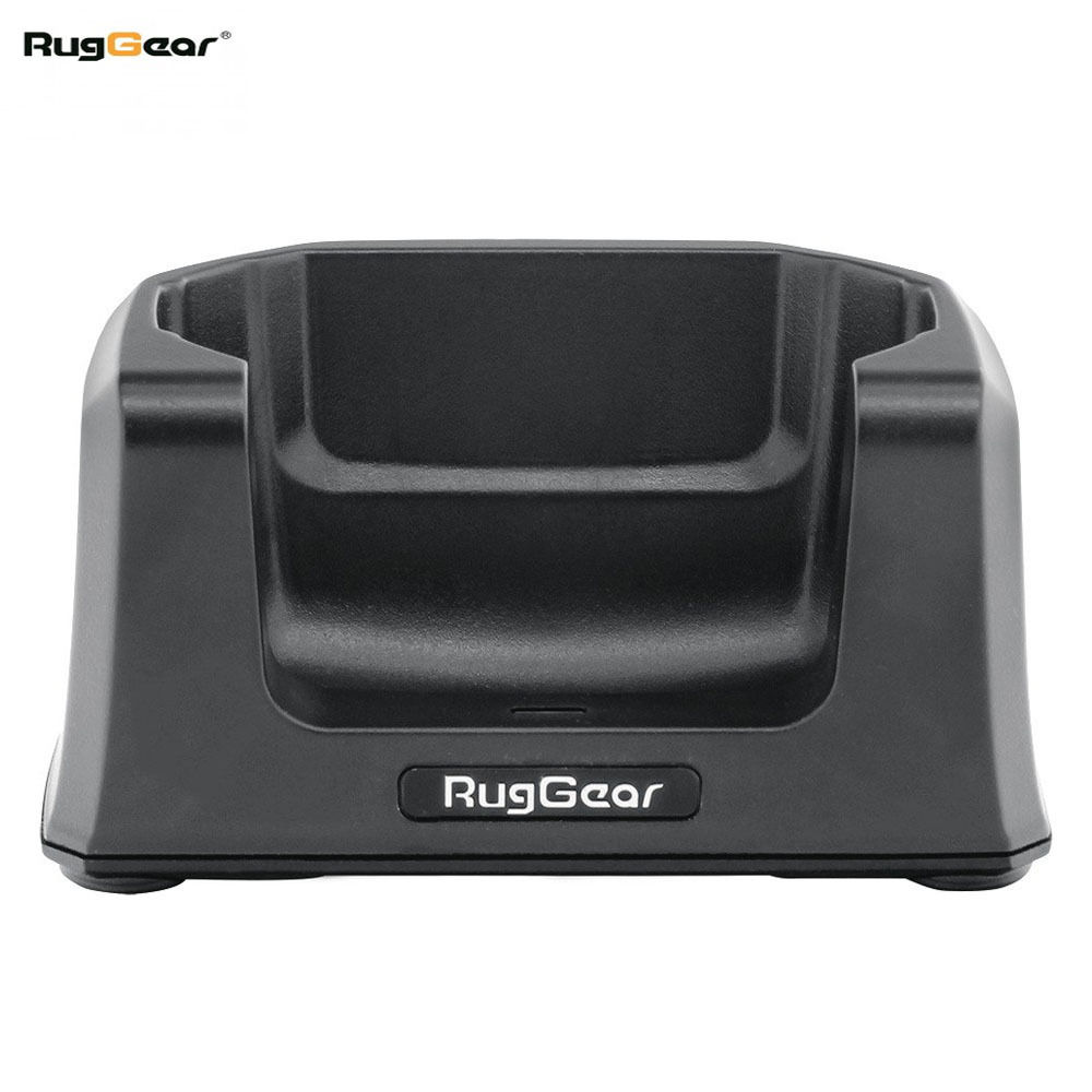 RG100 charging stand desk charger pouch and charging stand for RugGear RG100 5V/1A