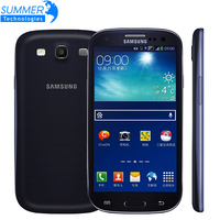 Original Unlocked Samsung Galaxy S3 I9300 3G I9305 4G LTE Cell Phones Android Quad Core Refurbished