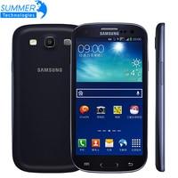 원래 잠금 해제 samsung galaxy s3 i9300 i9305 4 그램 lte 휴대 전화 안드로이드 쿼드 코어 쓰자 4.8 인치 8mp 휴대 전화