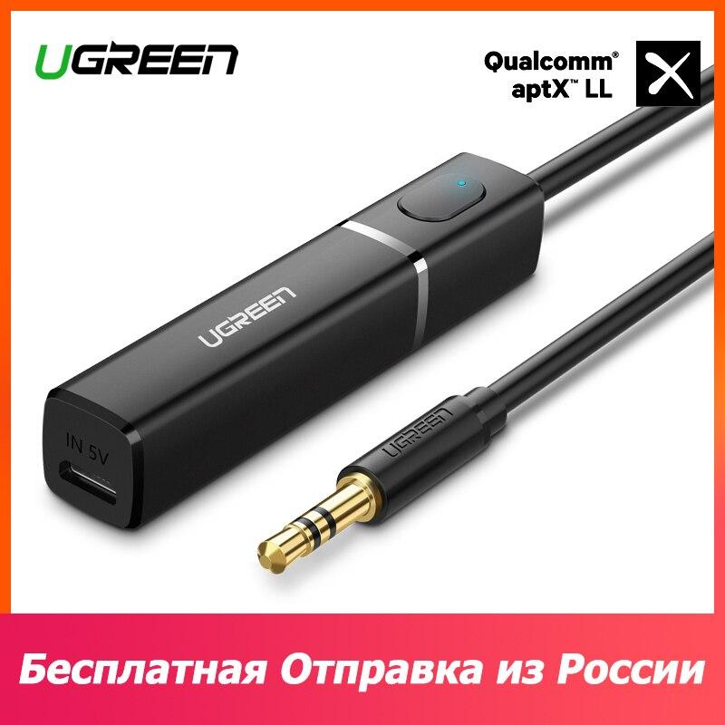 Ugreen Bluetooth Sender 4,2 TV Kopfhörer PC APTX 3,5mm Aux SPDIF 3,5 Jack Adapter Optische Audio Musik Bluetooth Sender