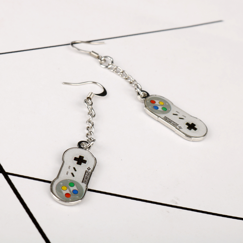 Game Controller Drop Earrings 2