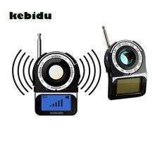 "Kebidu 1,"" lcd CC309 gps GSM wifi G3 G4 SMS RF анти-ошибка Анти-Шпион детектор и лазерный объектив камеры искатель"