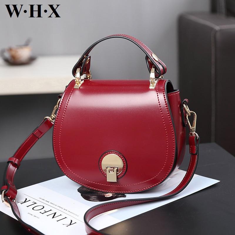 Women Handbag Crossbody-Bags Tote Messenger-Bag Classical-Style Shoulder Female Fashion