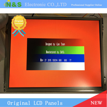 LCD display TM104SBH01  10.4size	 LCM composition 800*600 resolution  300 brightness
