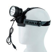 5000 Lumens IPX6 Waterproof LED Headlamp Bike Light Cycly Bicycle Head Lamp Headlight Lamp 18650 Battery