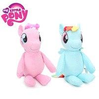 12 calowy Movie Zabawki My Little Pony Przyjaźń to Magia Pluszowe zabawki Pinkie Pie Rainbow Dash Miękkie Wypchanych Zwierząt Lalki Peluche bebe