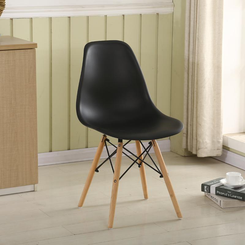 Модный стул, современный минималистичный стул, креативный стул, стол, офисный стул, домашний, скандинавский, обеденный стул - Цвет: style 1