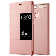 Luxury PU Leather Flip Case For Huawei P9 plus Original Styl