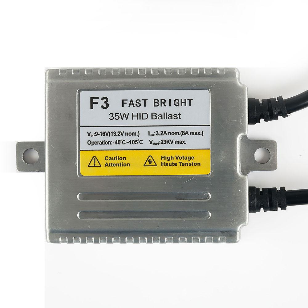 H4 Xenon H1 D2S H7 H11 H3 HB4 H8 HB3 9006 xenon bulb untuk Lampu - Lampu mobil - Foto 3