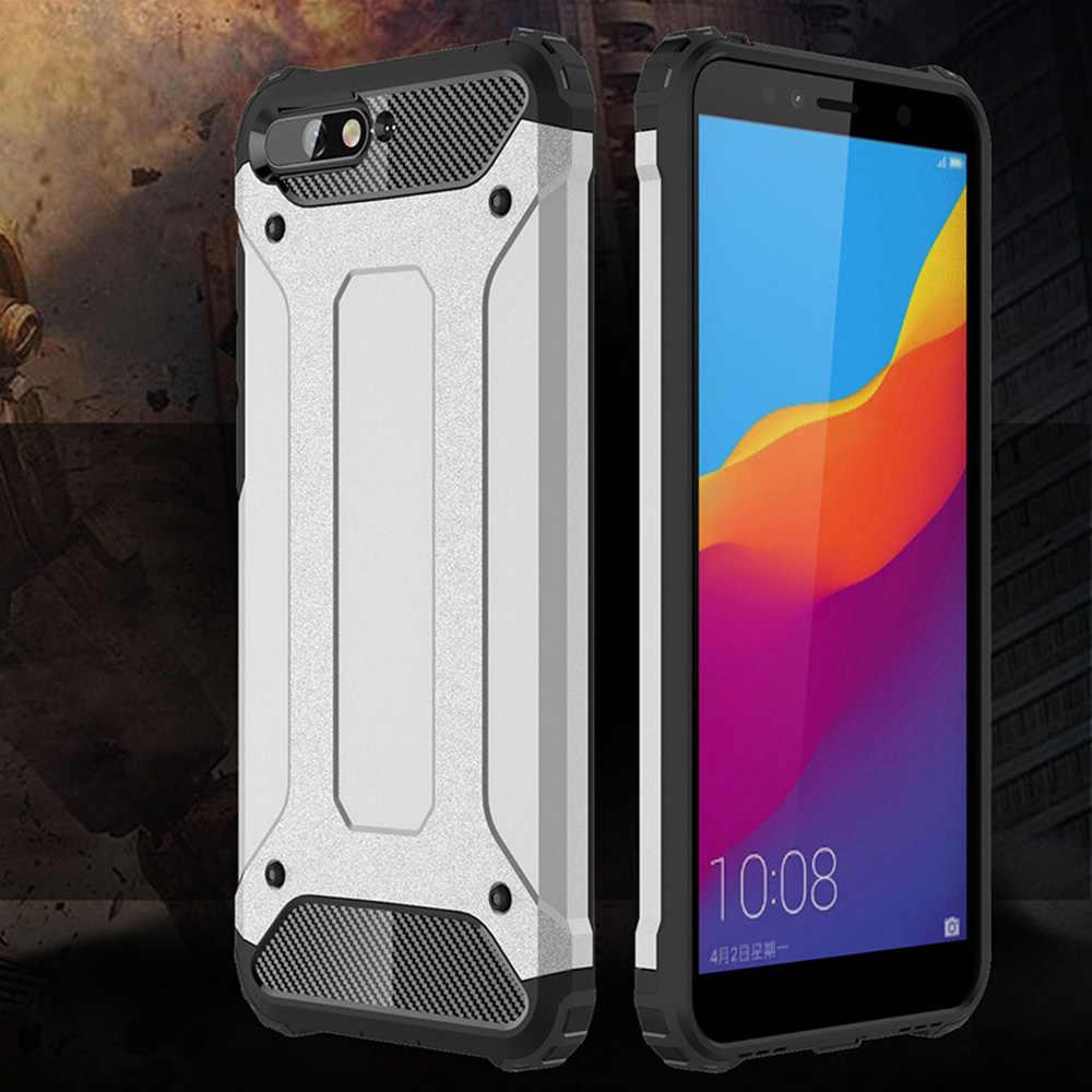 耐衝撃 Coque カバー 5.7For Huawei 社 Y6 2018 ケース Huawei 社 Y6 2018 ATU-LX3 ATU-L11 ATU-L21 ATU-L22 電話バック Coque カバーケース