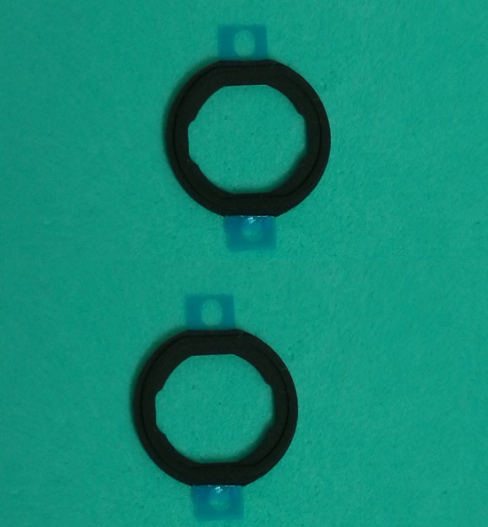 iPad Air iPad 5 Home Button with Rubber Spacer
