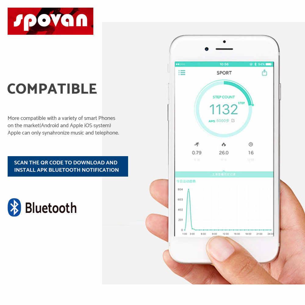 Reloj deportivo inteligente para hombre, podómetro 50m-resistente al agua, reloj inteligente con recordatorio de llamada por Bluetooth para teléfono iOS y Android