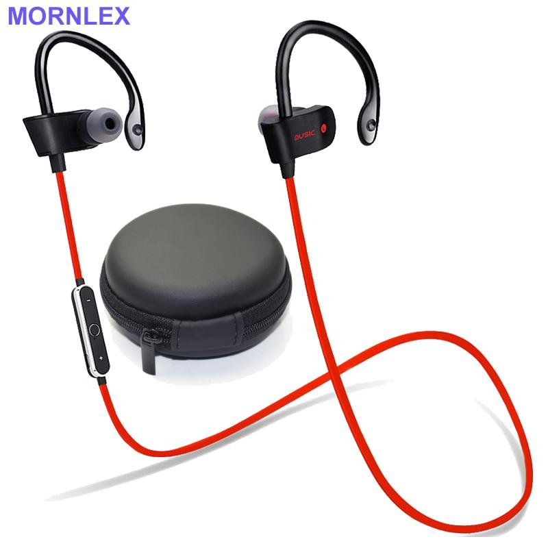 все цены на Wireless bluetooth headphones earphone waterproof stereo handsfree headset headphone with microphone for mobile phone kulakl k онлайн